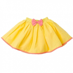 jump skirt yellow