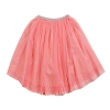 hi lo organic tulle skirt model