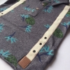 aloha suspenders polo detail