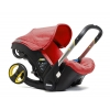 Doona infant car seat - LOVE (red)