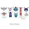 build-a-bot wall decal