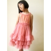starlet dress sparkle peach