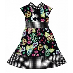 party dress - bright